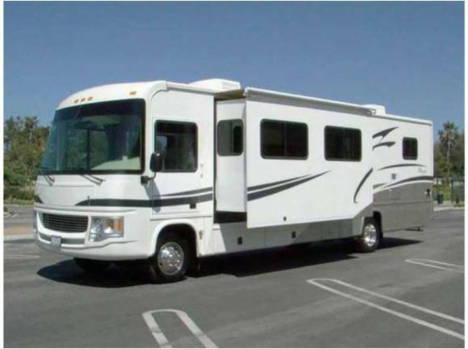 Motorhome 35' Georgie Boy 2 slides class A for rent - $200