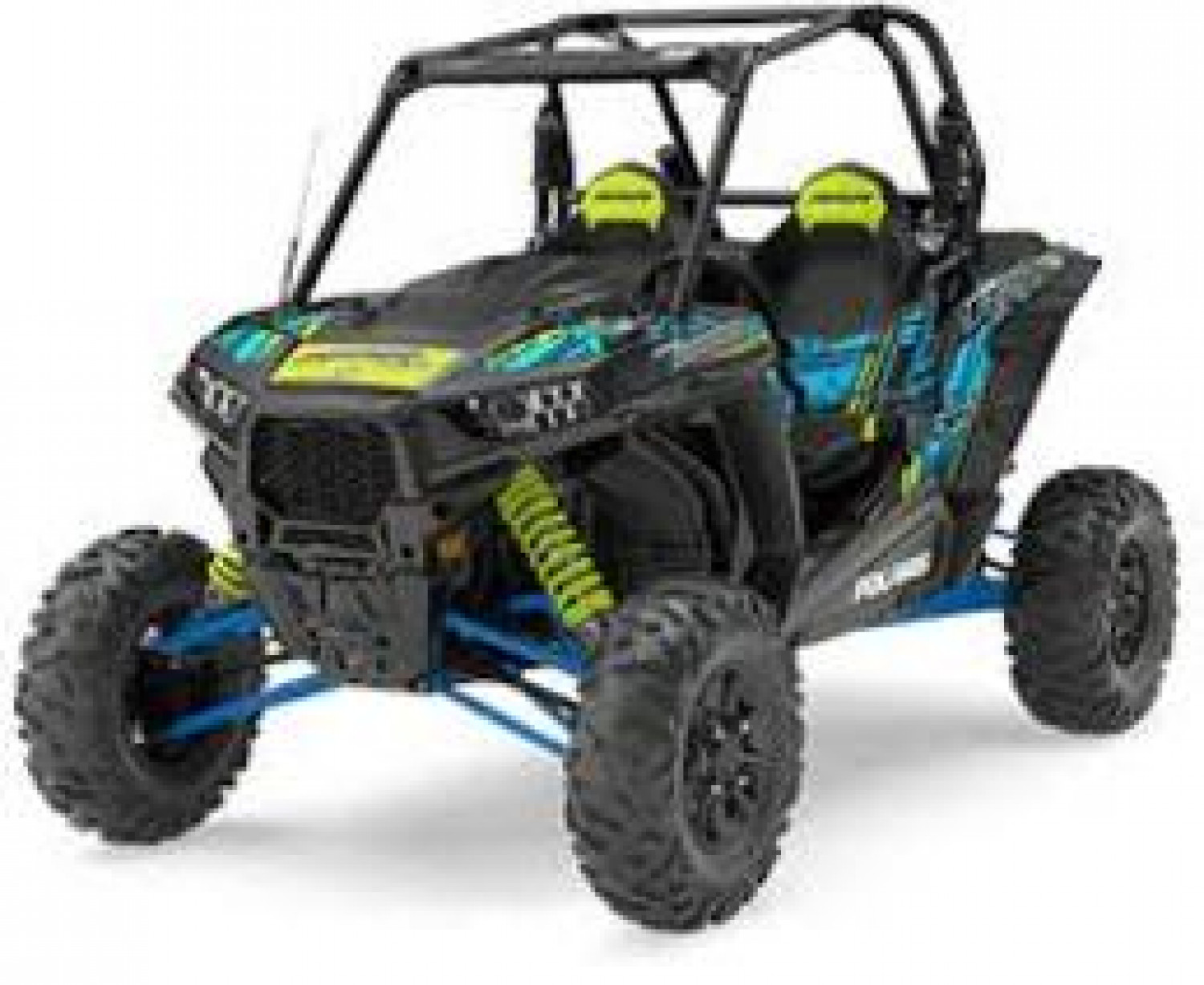 POLARIS RZR 2 SEATER