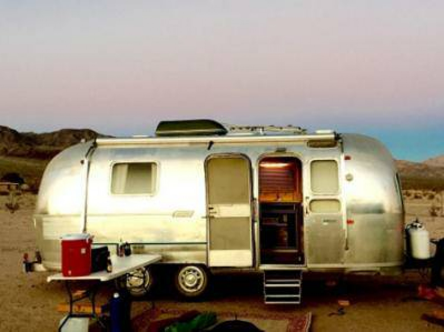 $195 / 200ft.sq. - RV Rental Delivered to Areas in Ojai area
