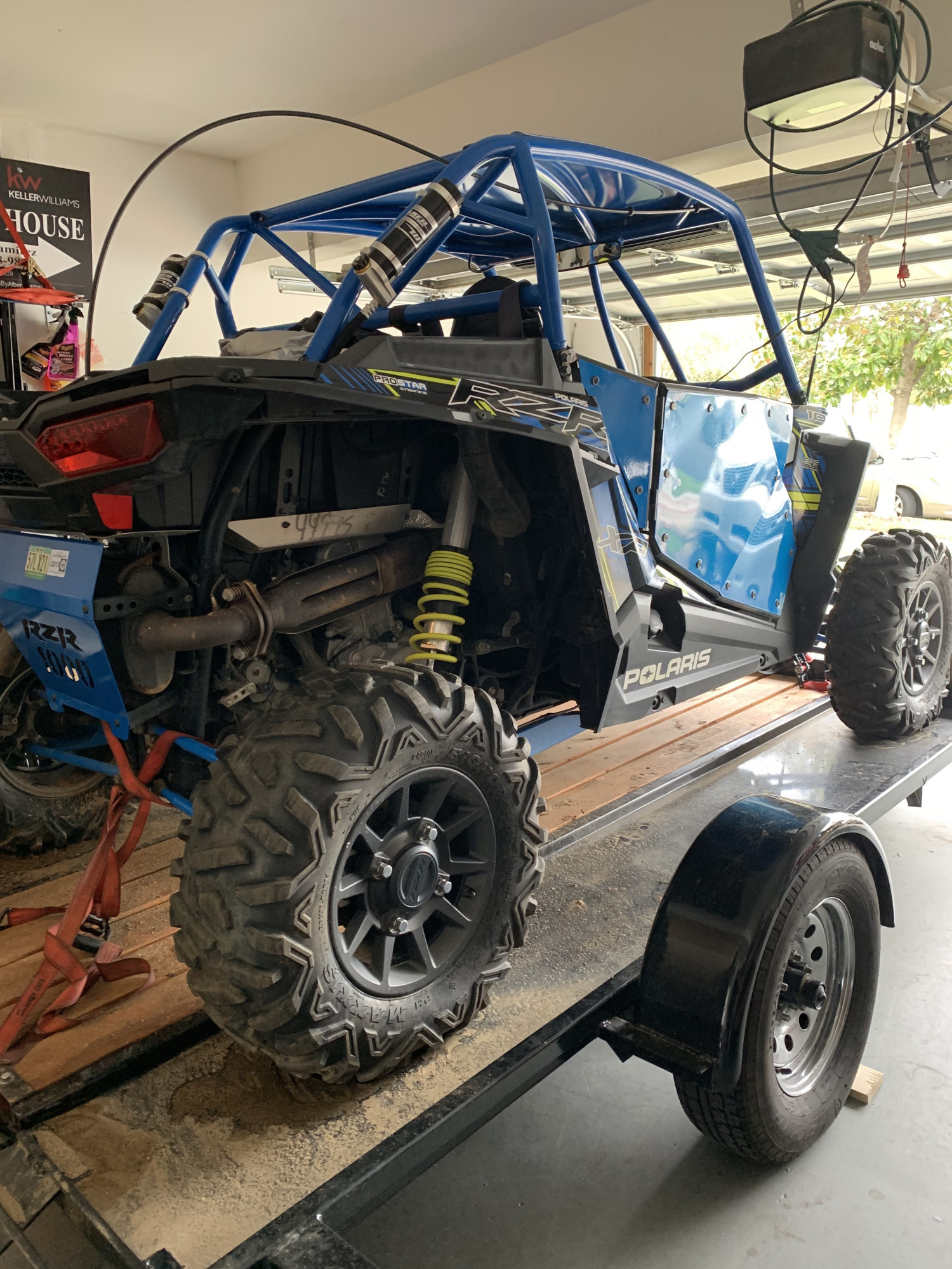 RZR XP 1000 with Ride command