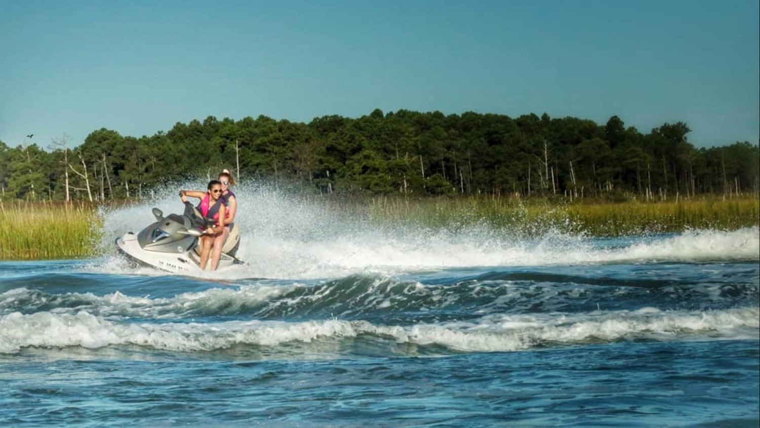 Jet Ski rental near Yorktown Beach