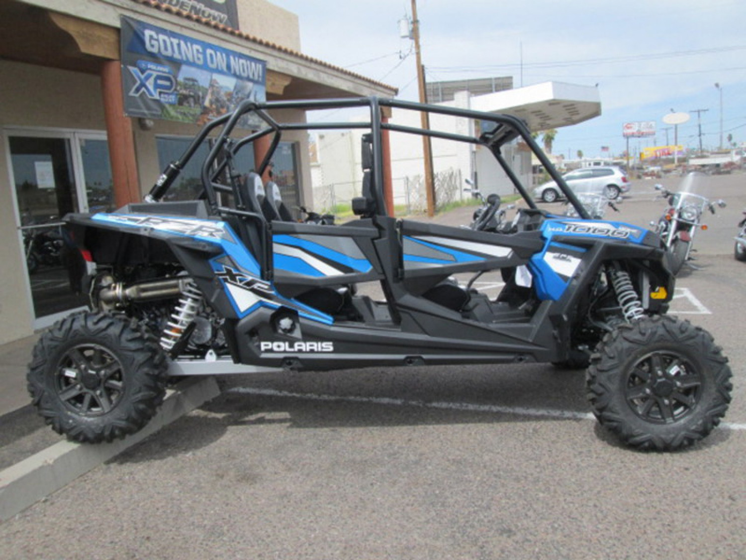 2016 Polaris RZR 1000 BLUE RENTAL