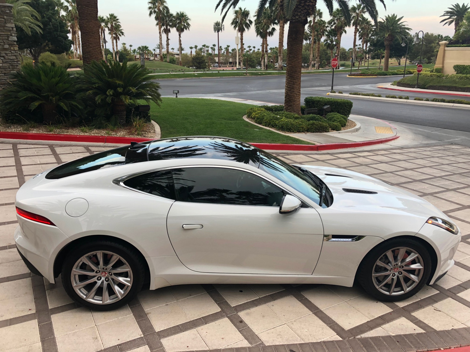 2016 Jaguar Type F Supercharged