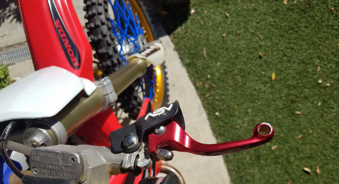 CRF 150 Electric Start